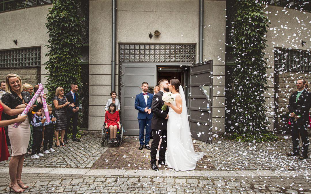 Reportaż ślubny Kasi i Mateusza