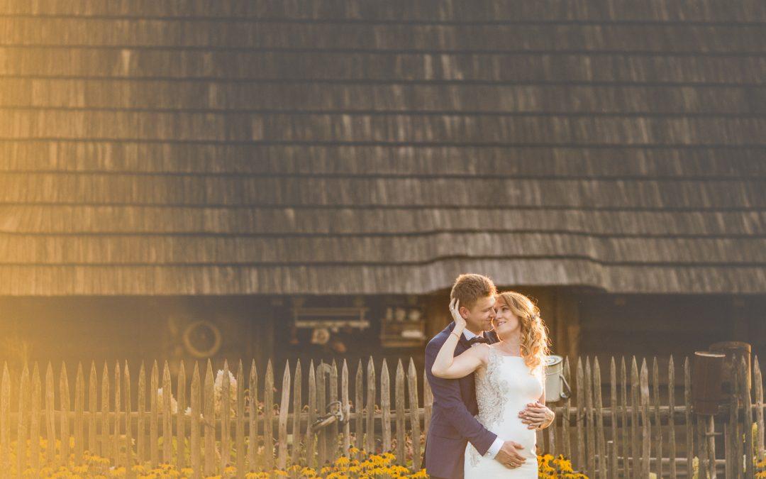 plener ślubny: Joanna i Szymon