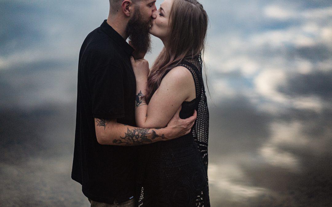 sesja narzeczeńska: Joanna i Maciej