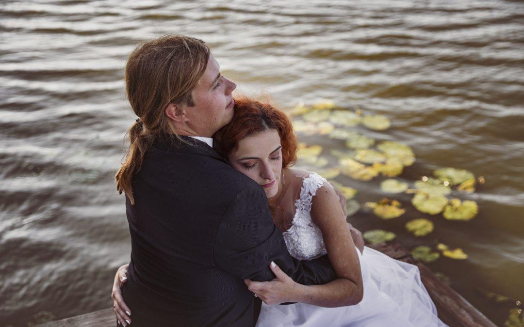 Kasia i Kuba: plenerowa sesja poślubna